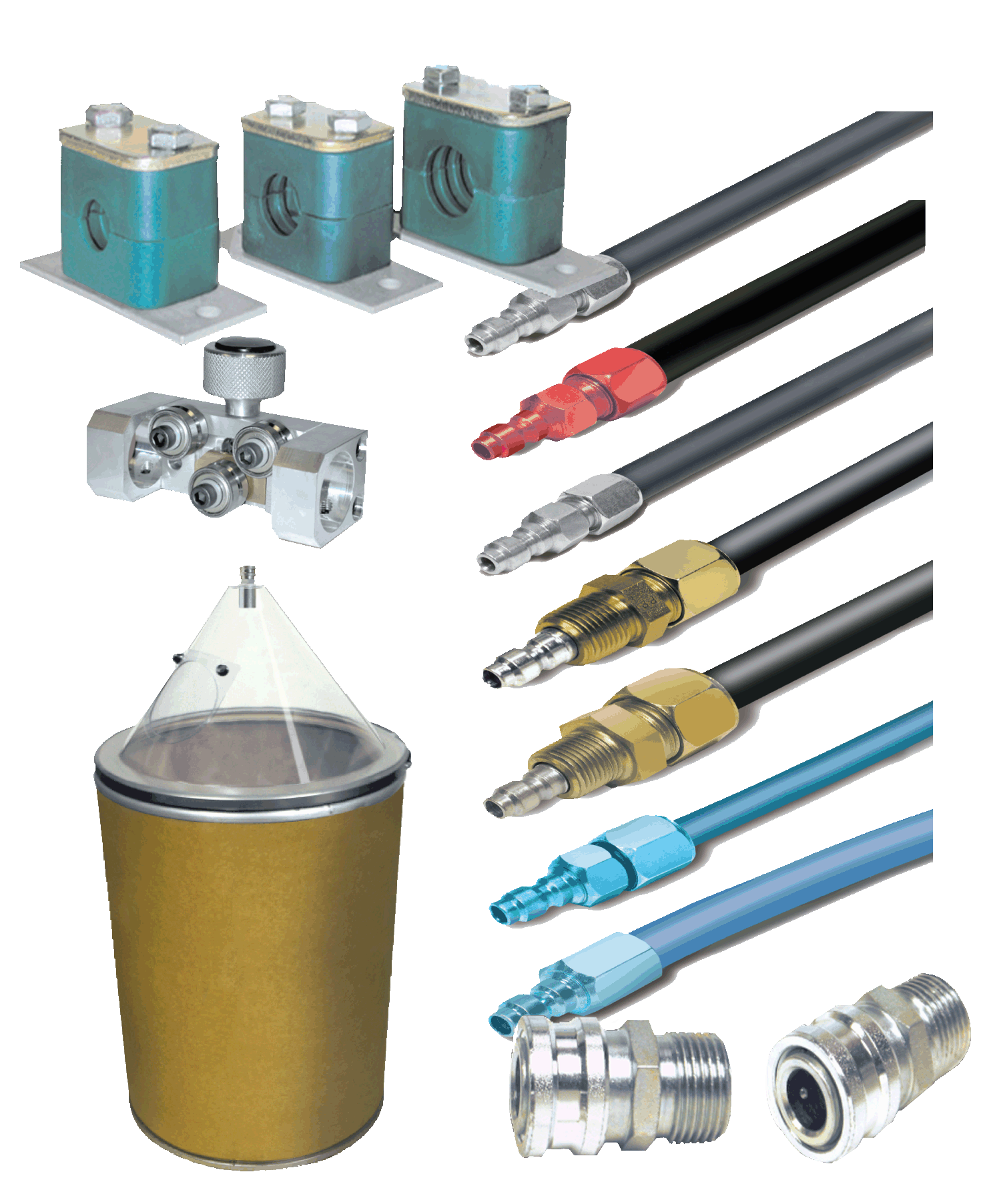 Wire Conduit Systems Drum Hoods American Weldquip Wiring Steel